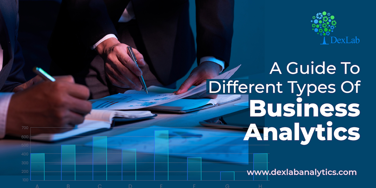 A Guide To Different Types Of  Business Analytics