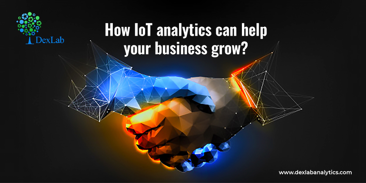 How IoT analytics can help your business grow?