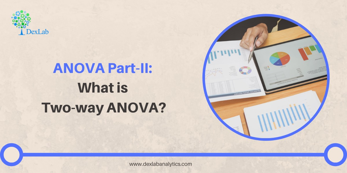 ANOVA Part-II: What is Two-way ANOVA?